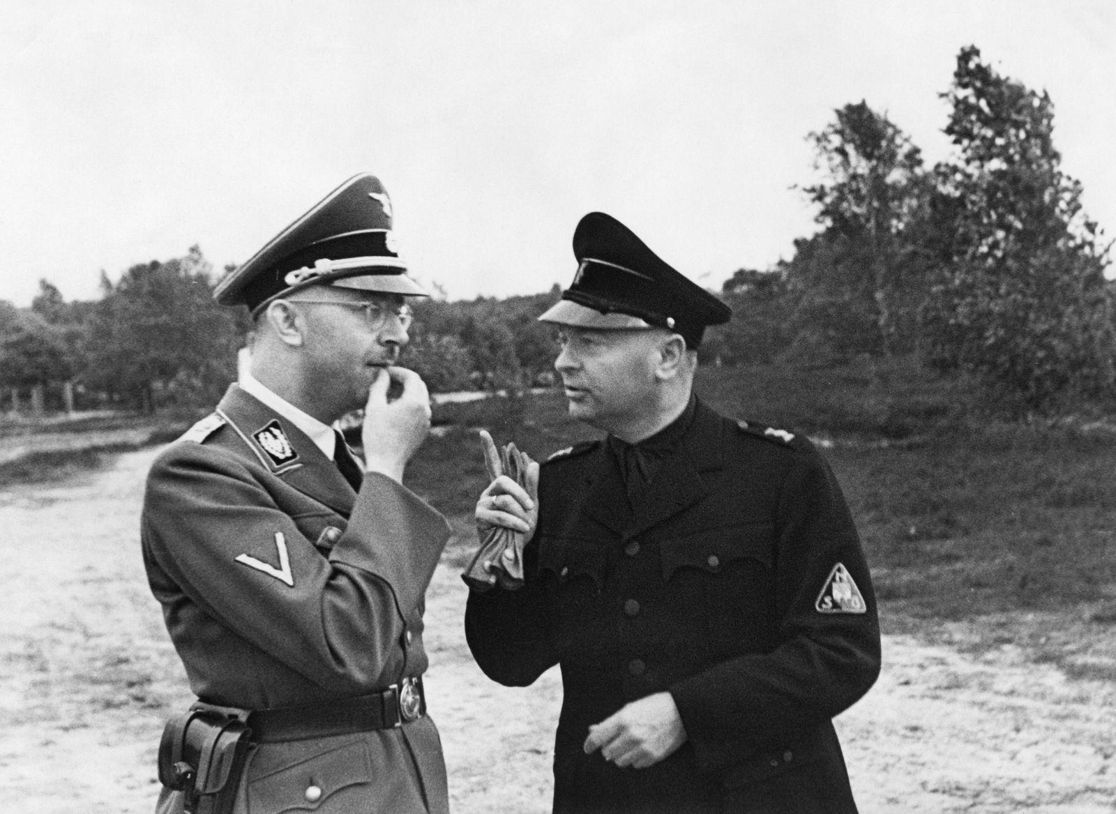 Himmler / Mussert