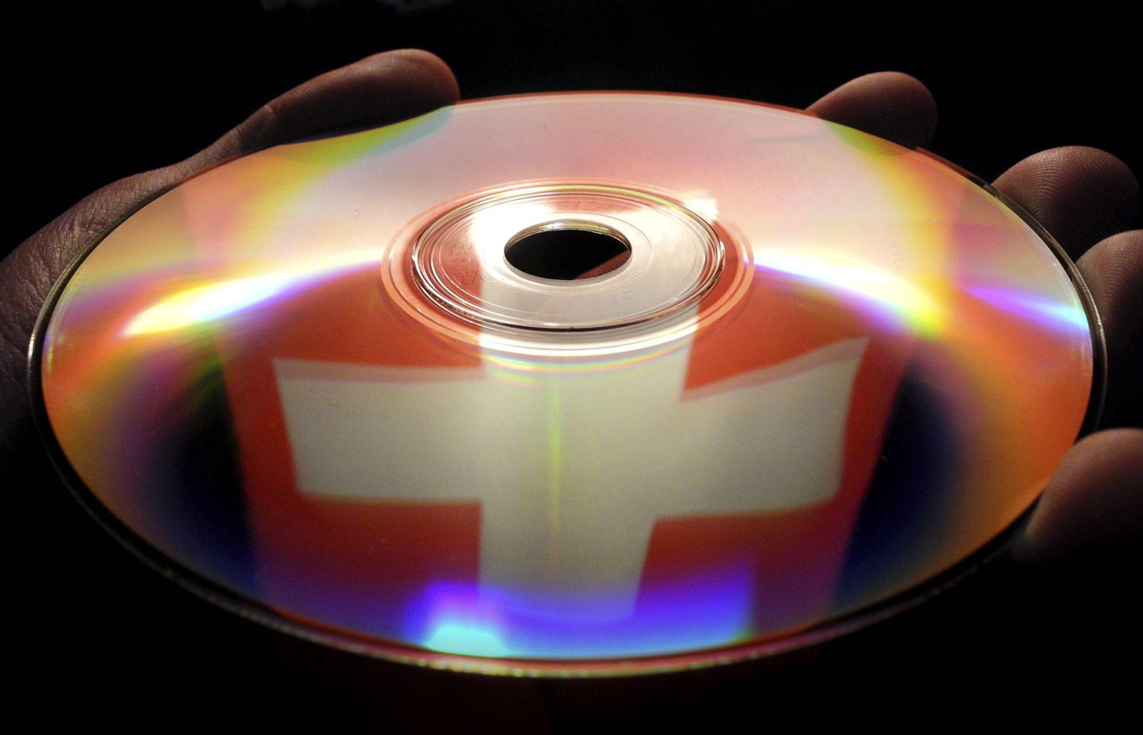 NICHT VERWENDEN Schweiz / Daten-CD