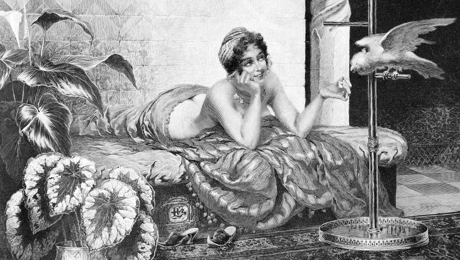 """Historische Illustration: """"Die eigenen vergessenen Traditionen kennenlernen"""""""