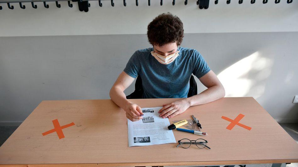Schüler in Belgien