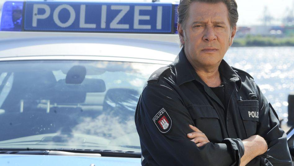 Jan Fedder spielte im Großstadtrevier den Polizisten Dirk Matthies
