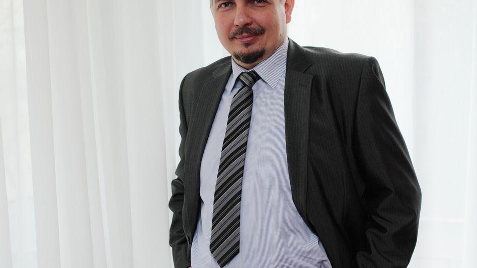Informatiker Thomas Wolf: Neunmalklug und Mitglied der Giga Society