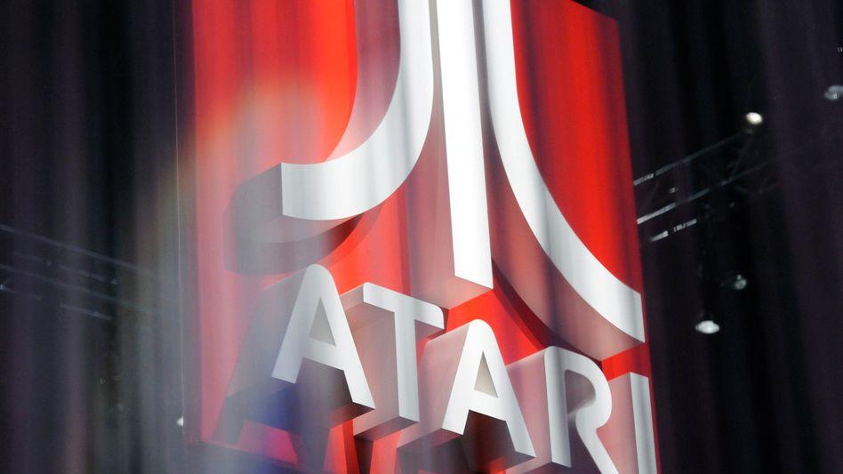 Atari-Logo: Blütezeit in den Achtzigern