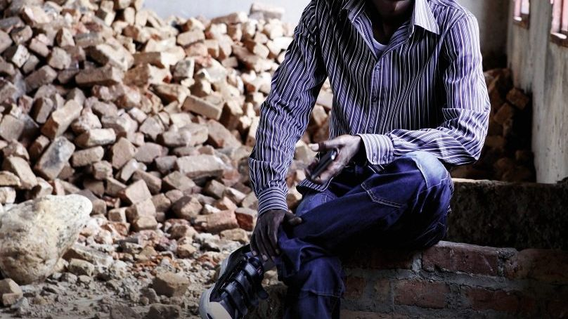 Genozid-Überlebender Nturo