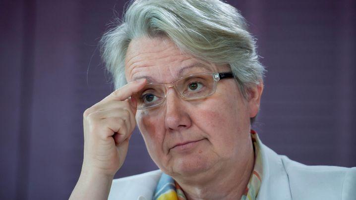 """Schavans Doktorarbeit: """"Leitende Täuschungsabsicht"""""""