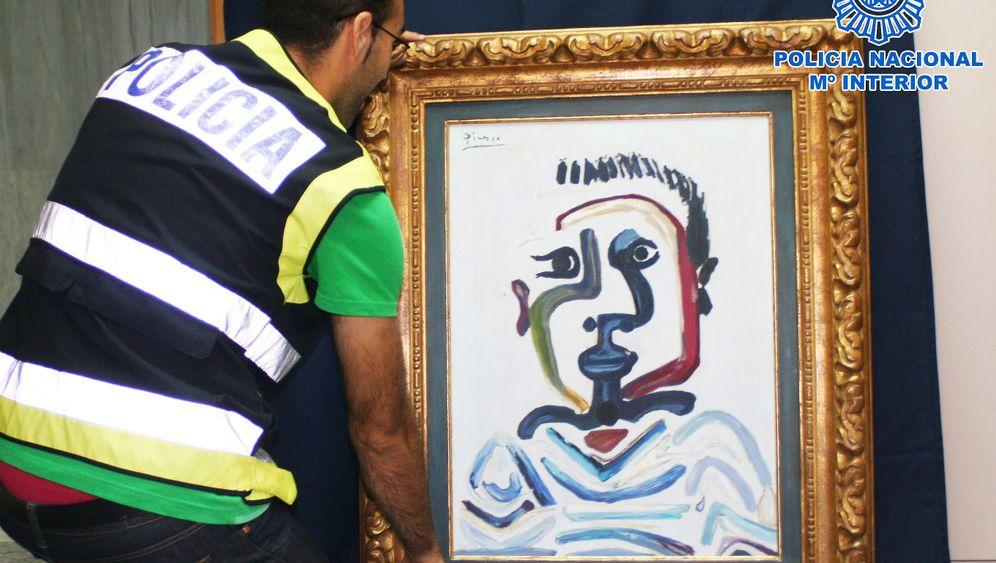 Spanien: Polizei zerschlägt Kunstfälscherring