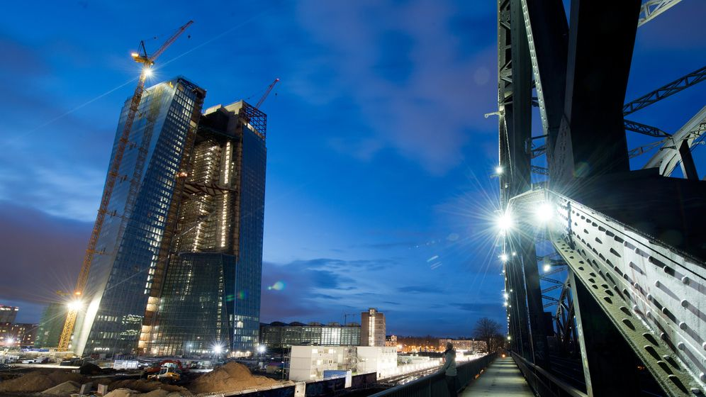 Photo Gallery: The ECB's New Headquarters in Frankfurt