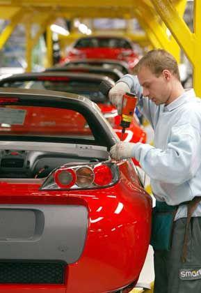 Smart-Produktion: Deutlicher Personalabbau geplant