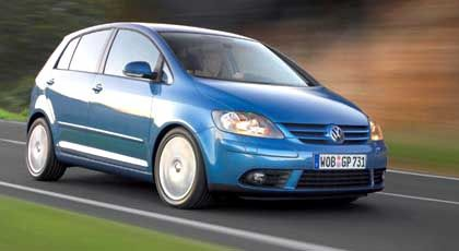 VW Golf Plus: Bis auf Spiegel, Türgriffe und Logo ist alles neu