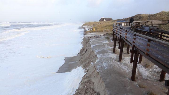 Küstenschutz: Sylts Kampf gegen die Fluten