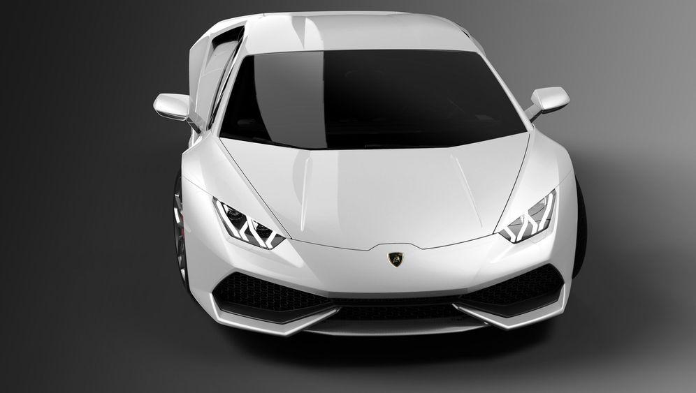 Lamborghini Huracan: Raue Schale, rauer Kern