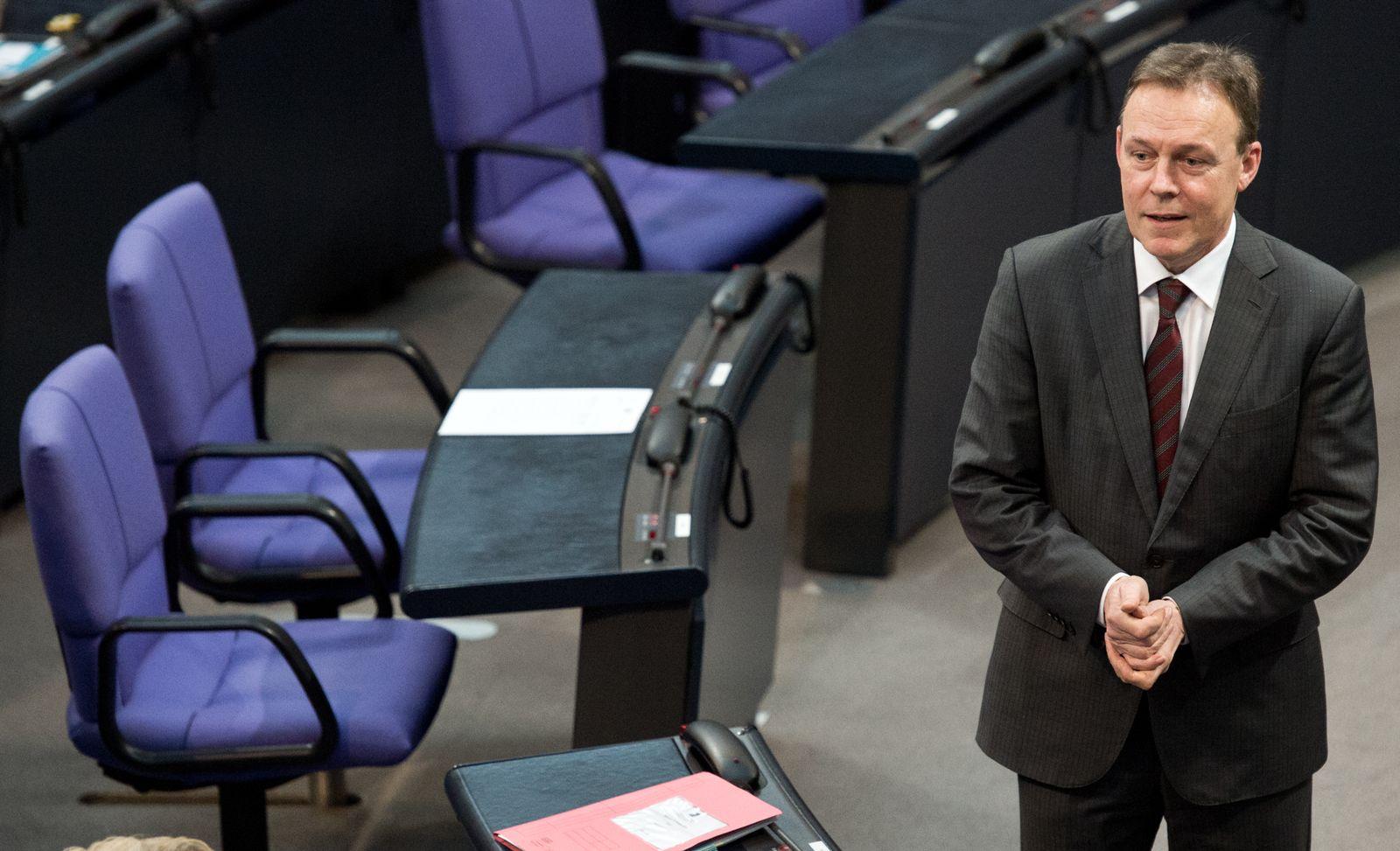 Bundestag / Oppermann