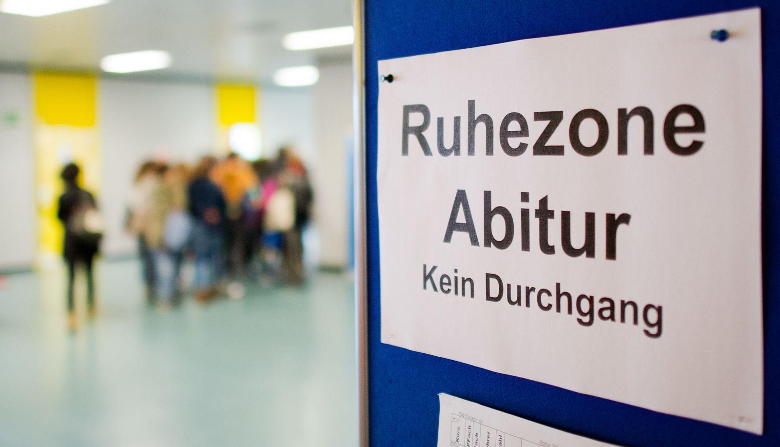 Abiturienten / Abitur / Abi