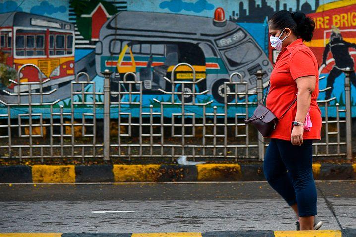 Frauen sind in Indien auf der Straße oft Belästigungen und Attacken ausgesetzt