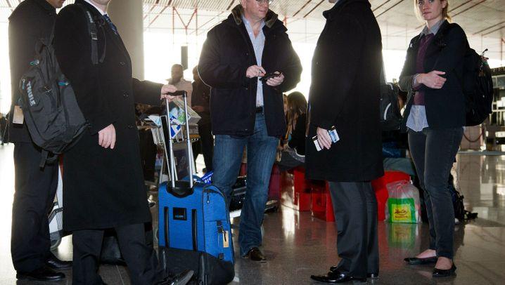 Google-Manager: Mr. Schmidt goes to Pjöngjang