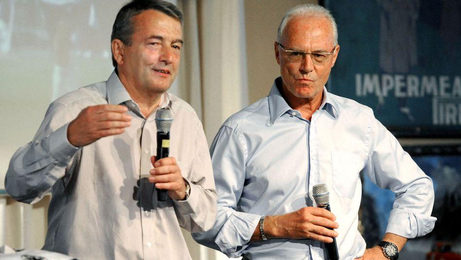"""Niersbach, Beckenbauer: """"In meinen Augen ist er der Beste"""""""