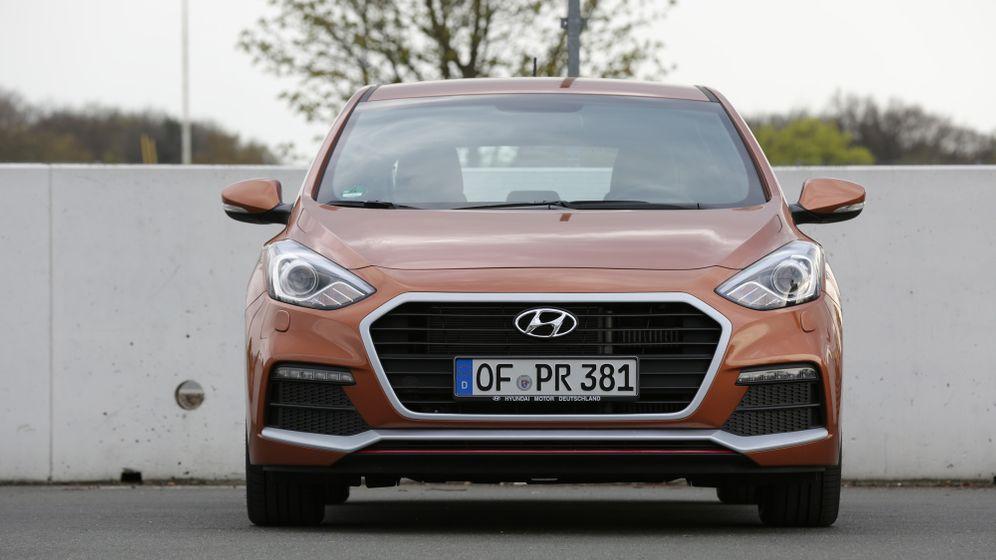 Autogramm Hyundai i30 Turbo: Der Freizeitsportler