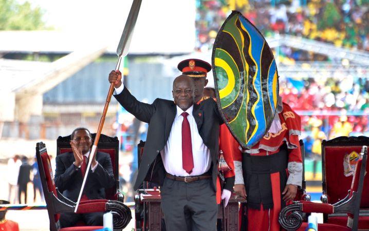 Verstorbener Magufuli: Der engstirnige Alleinherrscher war vor allem unter den Armen sehr beliebt