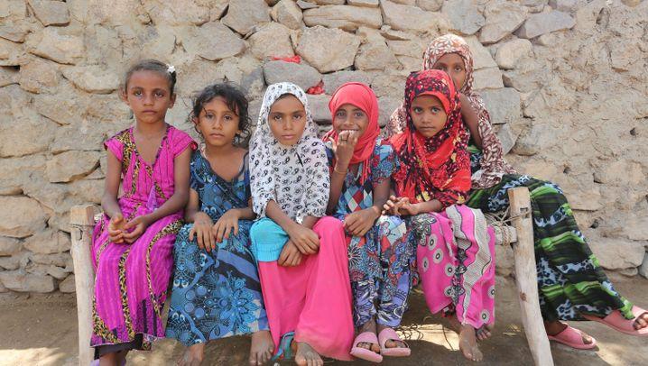 Unterernährung: Jemens Kinder verhungern