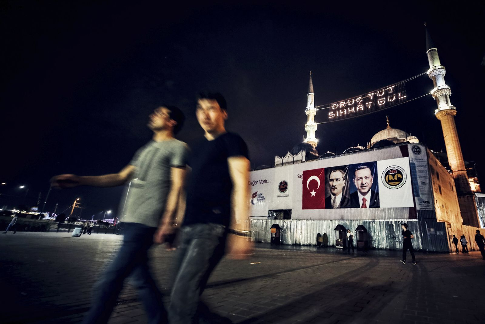 Türkei/ Istanbul/ Moschee