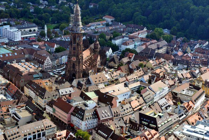 """Innenstadt von Freiburg: """"Ausgeprägte Willkommenskultur, aber..."""""""