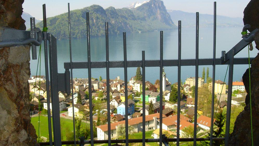 Schweizer Reduit: Verschanzt, wo andere Urlaub machen
