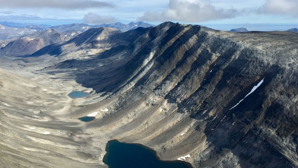 Torngat Mountains National Park: Land der Ahnen, Sitz der Geister
