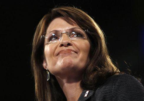 Vizepräsidentschaftskandidatin Sarah Palin: Wahlkampfreden mit Anleihen bei Hetzern und Rassisten