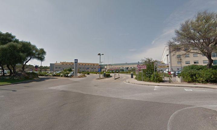 Ospedale Giovanni Paolo II in Olbia