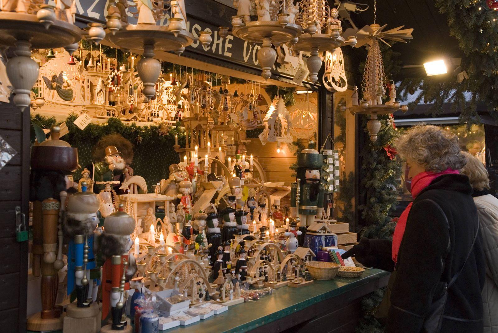 EINMALIGE VERWENDUNG Weihnachtsmarkt/ Handwerk