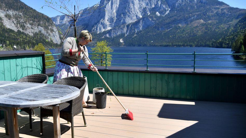 »Zurück zur Normalität«: Österreich öffnet und holt den Tourismus zurück