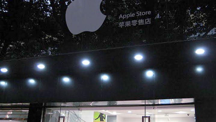 iKopie: Angeblich falscher Apple-Store in China