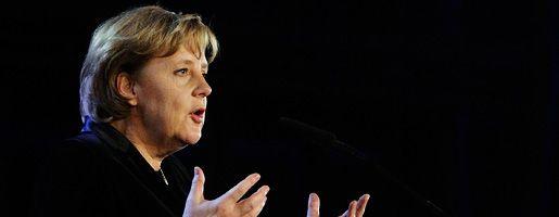 """Kanzlerin Merkel: """"Jetzt geht es darum, dieses Paket auch in Anspruch zu nehmen"""""""