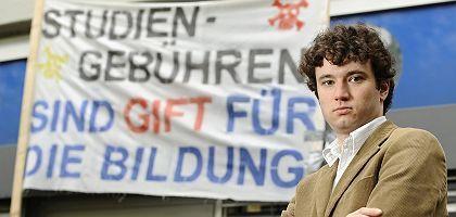 Pierre Schade vom Paderborner Asta: Mit der Klage gescheitert
