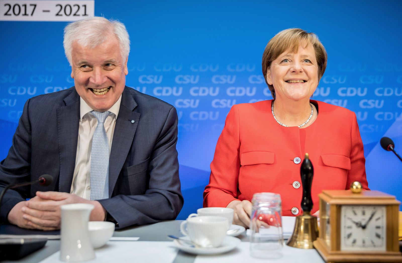 CDU und CSU zum Wahlprogramm