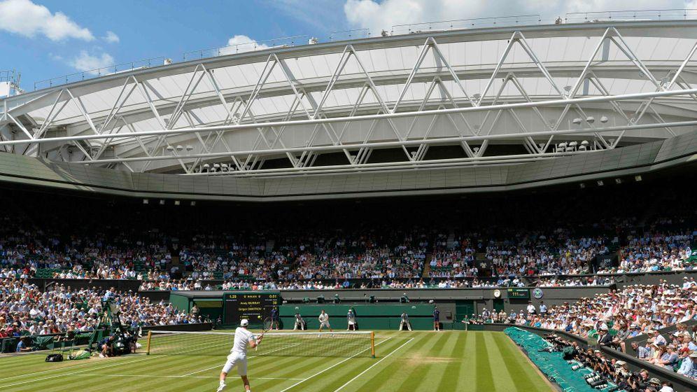 Wimbledon 2014: Die besten Bilder aus Wimbledon