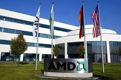 AMD-Fabrik in Dresden: Umbau zum modernen Halbleiterwerk
