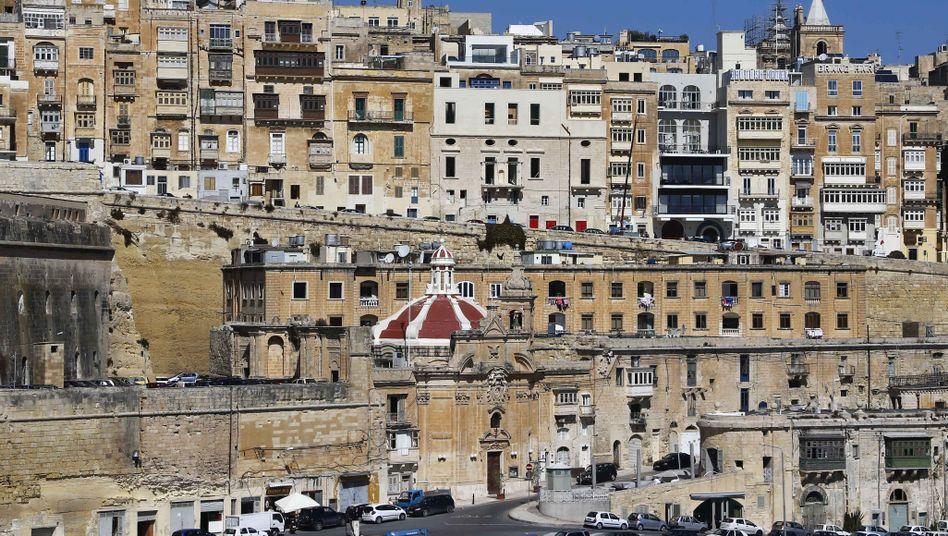 Valetta, Malta (Archiv)