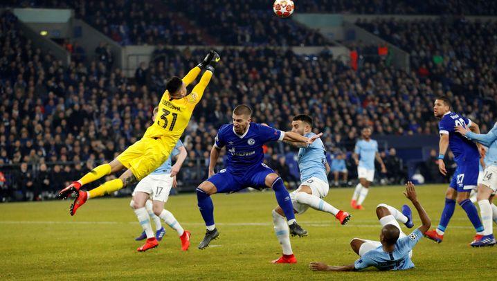 Manchester City in der Einzelkritik: Ausgerechnet Sané