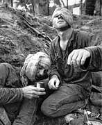 Verletzte US-Soldaten in Vietnam: Rache für die gefallenen Kameraden
