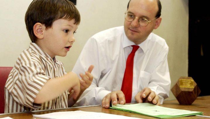Berühmte Wunderkinder: Ein Doktortitel? Lieber zwei!