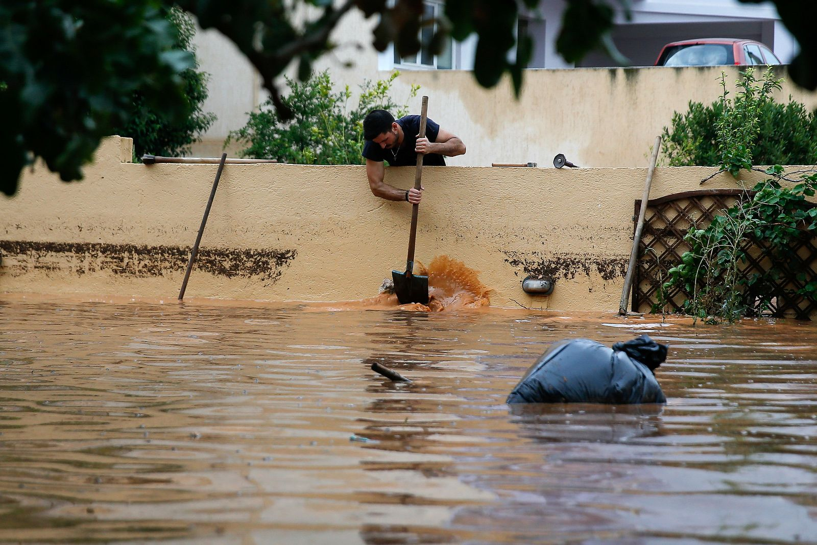 Griechenland/ Überschwemmungen