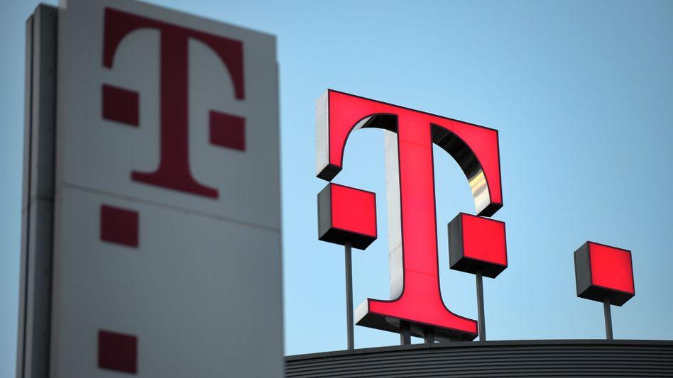 Telekom-Zentrale in Bonn: Nicht für die Inhalte von Web-Seiten verantwortlich