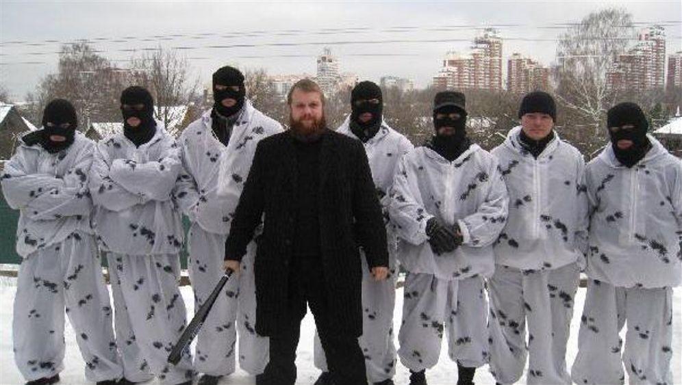"Hooligans in Moskau: ""Töte, töte"""