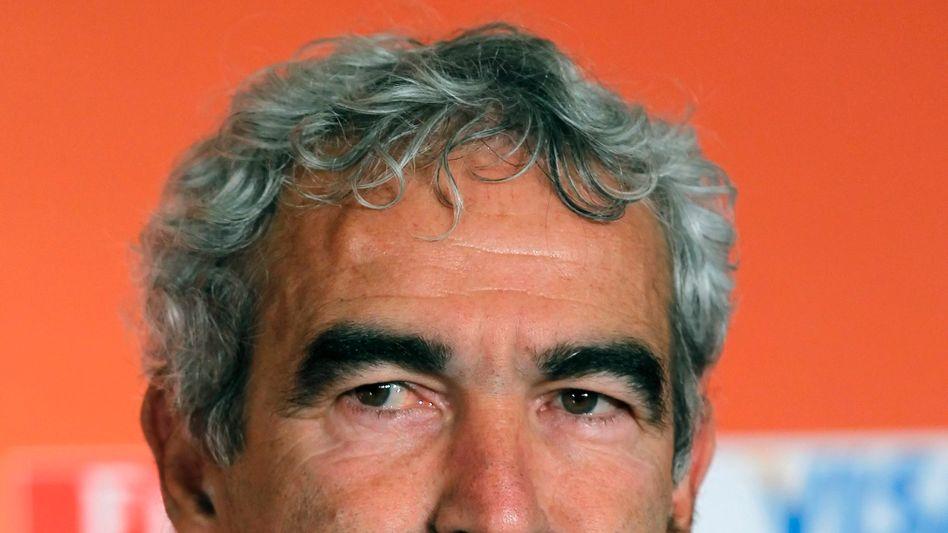 Frankreich-Trainer Domenech: Hass, Häme und Hinterlist im TV