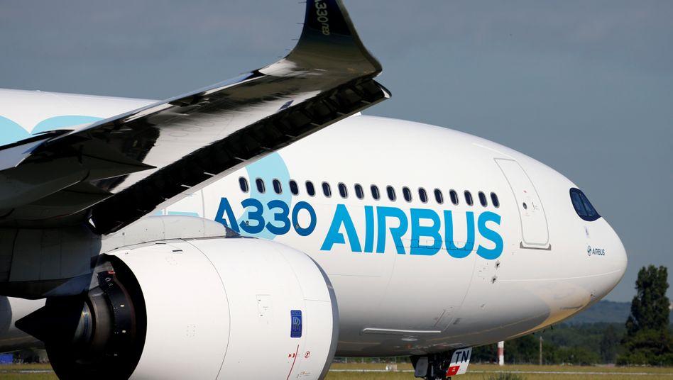 Airbus A330 NEO: Der Konzern bezahlte 3,6 Milliarden Euro im Korruptionsskandal