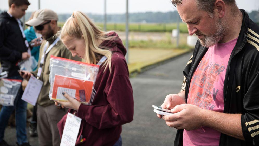 App für den Katastrophenfall: Chatten ohne Mobilfunknetz