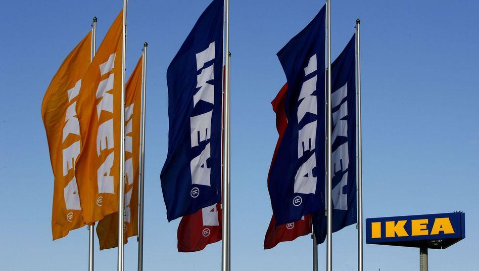 Ikea: Gut die Hälfte des Gewinns wird offenbar reinvestiert