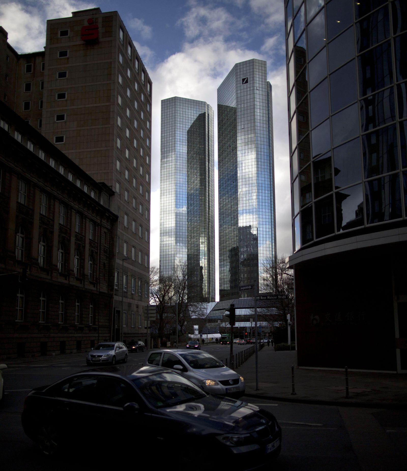 Deutsche Bank Zentrale