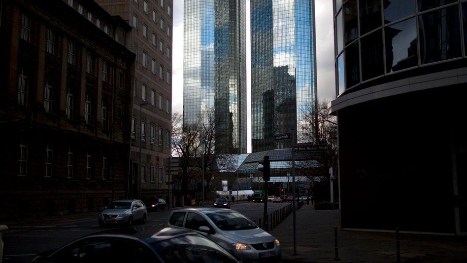 Deutsche-Bank-Zentrale in Frankfurt: Manipulationsvorwürfe bei Silberpreis-Fixing